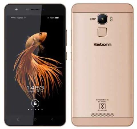 Karbonn-Aura-Note-4G-official