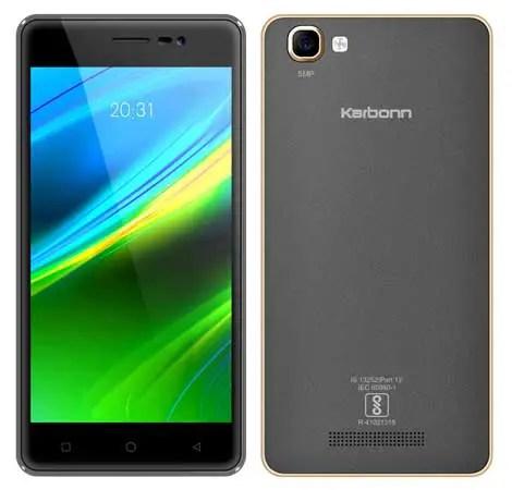 Karbonn-K9-Smart-4G-official