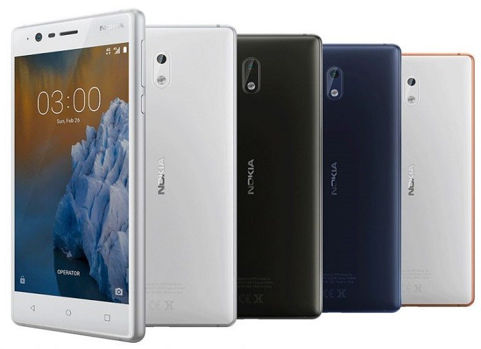 Nokia 4 may debut at MWC 2018