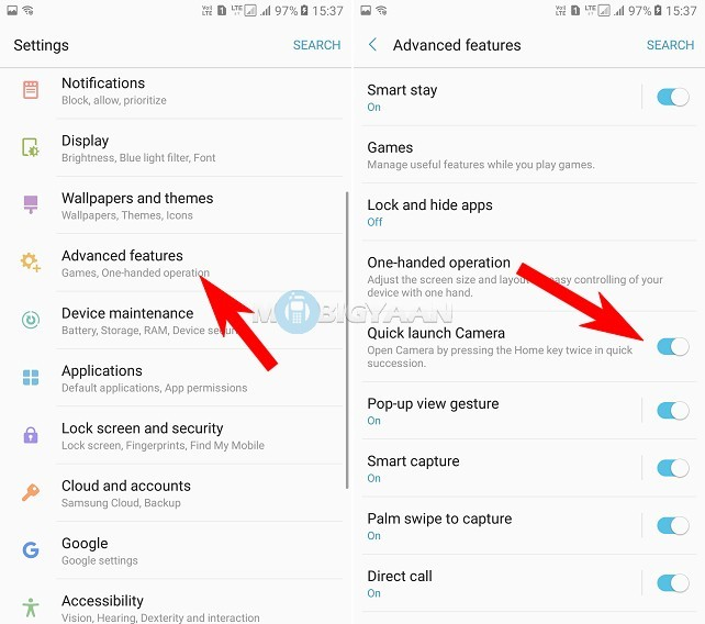 How-To-Quickly-Launch-Camera-On-Samsung-Galaxy-C7-Pro-Guide