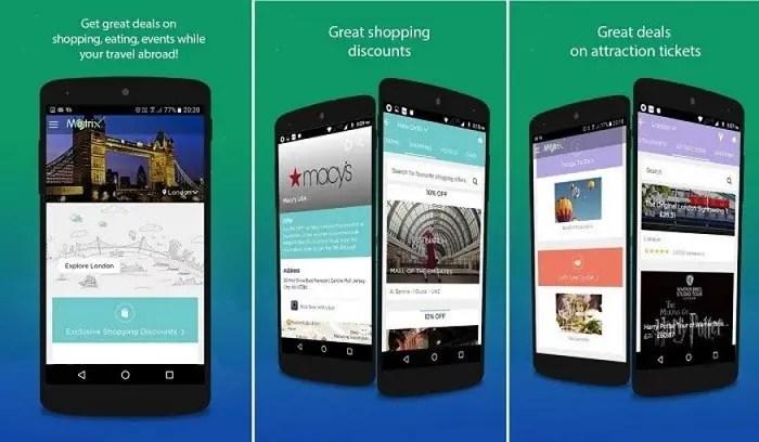 Matrix-Travel-App