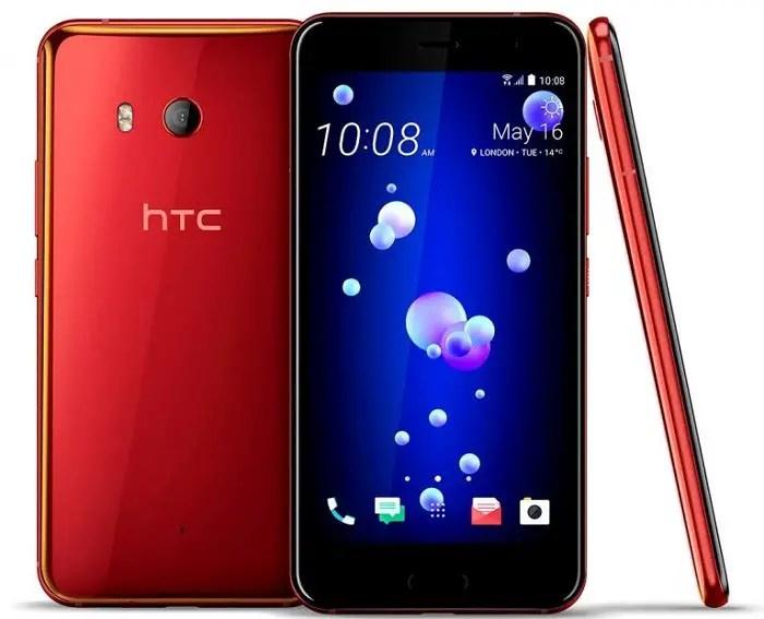 HTC-U11-Solar-Red