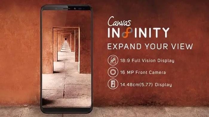 micromax-canvas-infinity-india