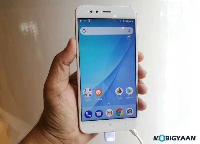 Xiaomi Mi A1 stops getting Android Oreo update due to bugs