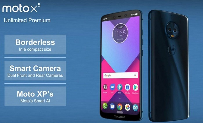 Moto G6 Plus Leaked Render Reveals 5 Color Variants