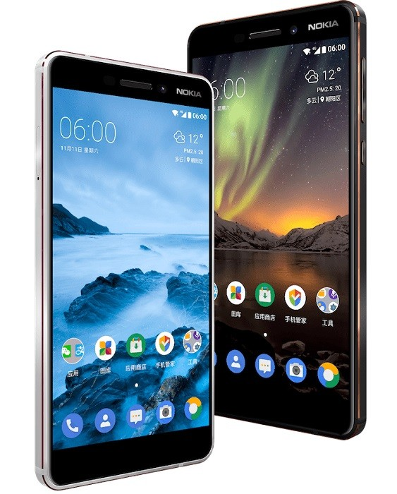 Nokia 8 Receiving Android 8.1 Oreo
