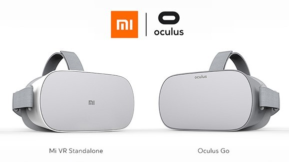 Oculus taps Xiaomi to make its first standalone VR headset