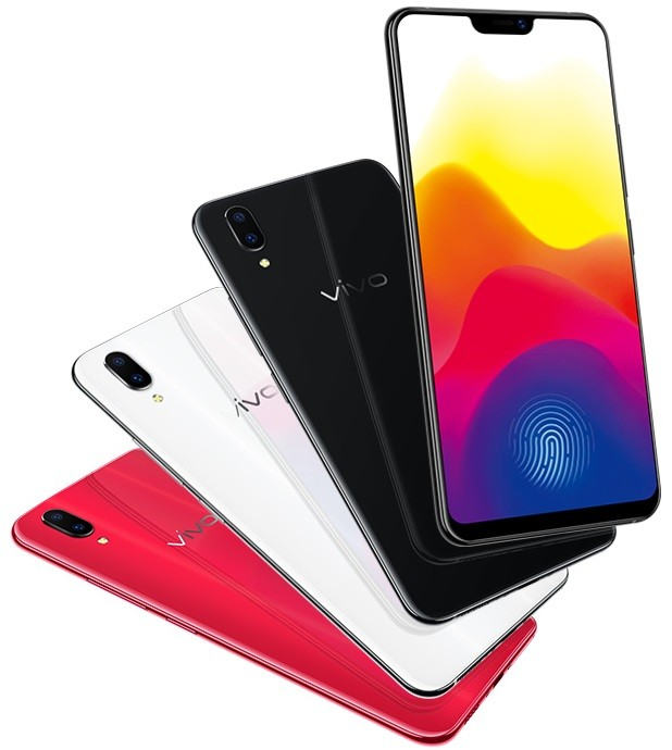 Chinese Smartphone Brand Vivo Launched The X20 Plus UD Back In January This Year Which Came Along With Display Fingerprint Scanner