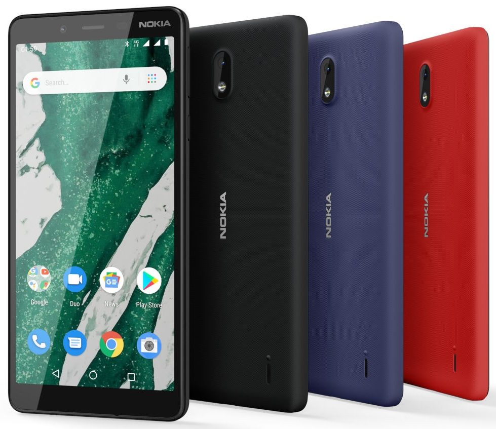 Nokia 1 Plus Specifications. Price. Features. Availability