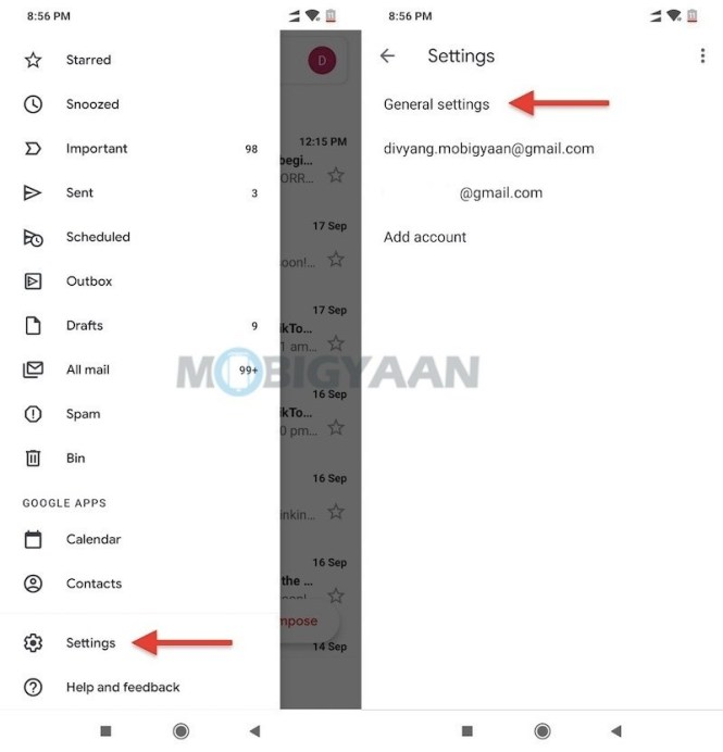 How-to-change-swipe-actions-in-Gmail-app-Android-1