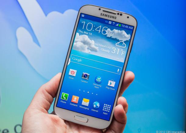 مميزات وعيوب Samsung Galaxy S4