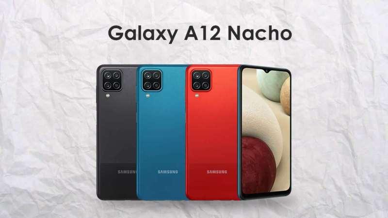 المراجعة الكاملة لهاتف Samsung A12 Nacho