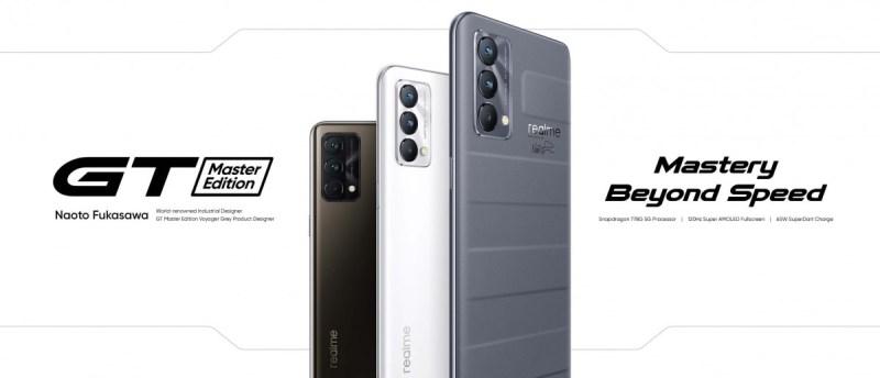 إليكم المزايا والعيوب الكاملة لهاتف الفئة المتوسطة العليا الجديد Realme GT Master
