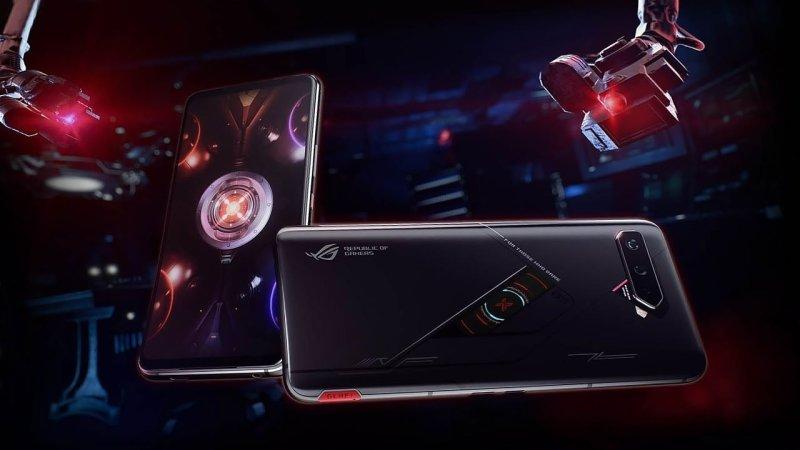 تعرف على هواتف الألعاب الجديدة Asus ROG Phone 5s و5s Pro