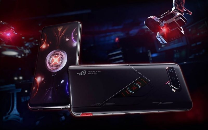 Asus تطلق هاتف Asus ROG Phone 5s الجديد