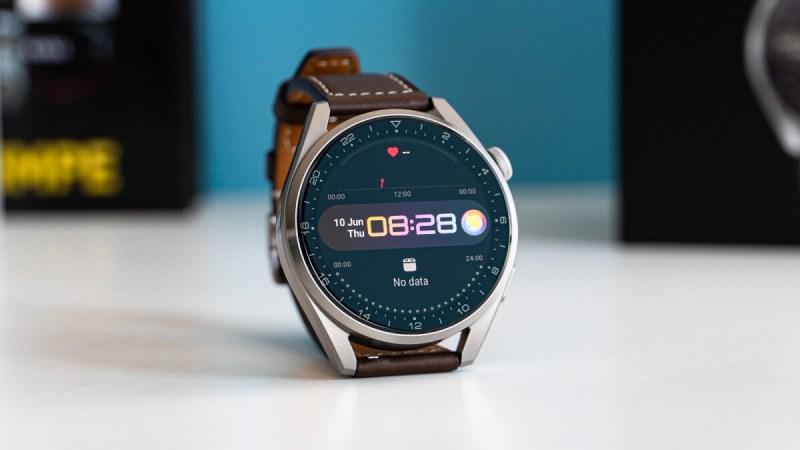 مراجعة لساعة Huawei Watch 3 Pro