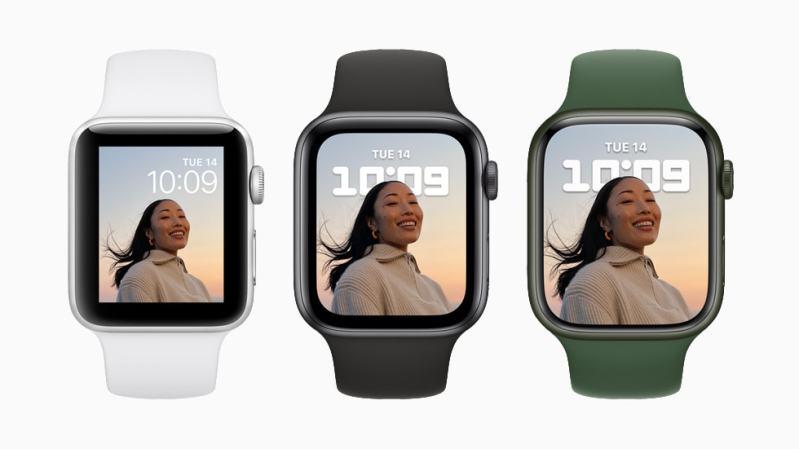 تعرف على ساعة Apple Watch Series 7 الجديدة