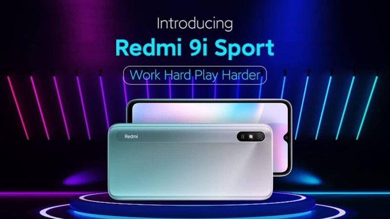 شاومي تكشف عن هواتف Redmi 9i Sport وRedmi 9 Activ