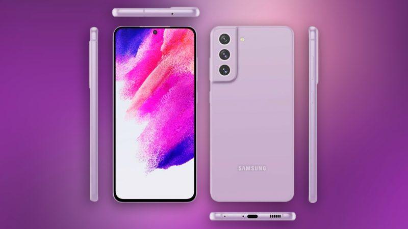 هاتف Samsung Galaxy S21 FE يظهر على منصة أجهزة جوجل بلاي