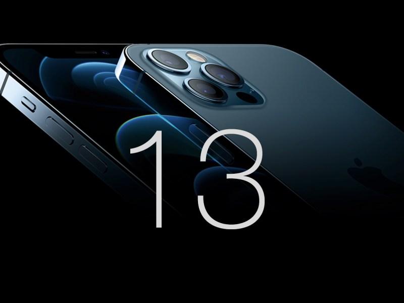 كل ما نعرفه من تقارير وتسريبات عن كاميرات هواتف iPhone 13 المقبلة