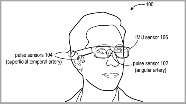 Microsoft files patent application for eyeglasses that
