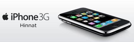 iPhone 3G Sonera