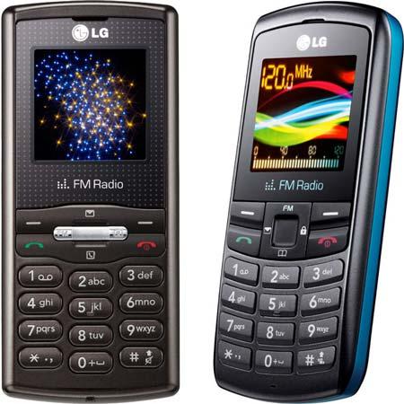 LG GB106 ja LG GB110