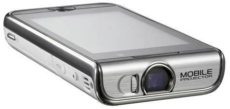 Samsung I7410 projektoripuhelin