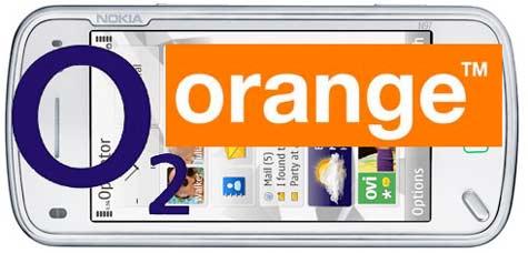 Nokia N97 Orange O2