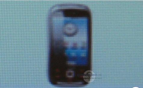 Samsung Android-puhelin
