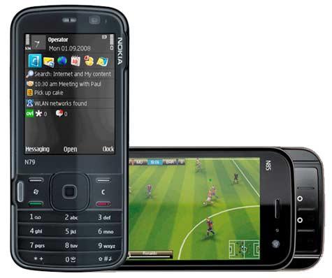 Nokia N79 ja N85