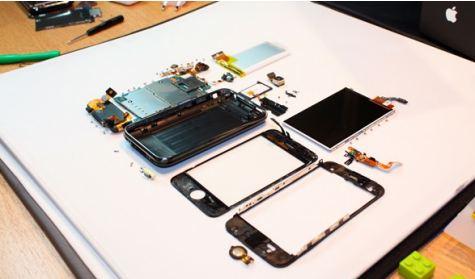 iPhone 3GS purettu