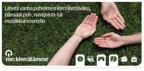 Nokia Kierrätä