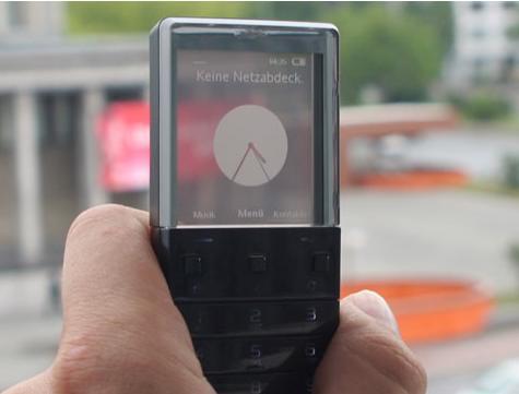 Sony Ericsson Xperia Purness