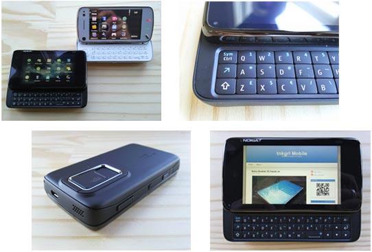 Nokia N900 livekuvat