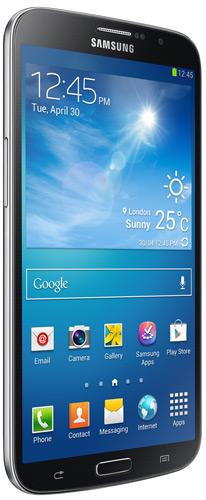 Galaxy Mega 6.3 musta