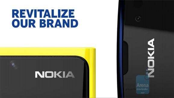 Nokia-brändi