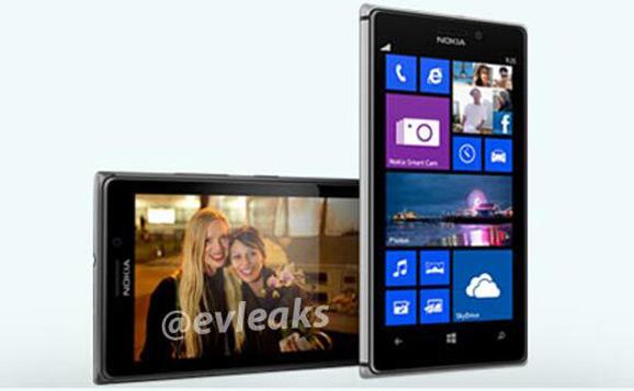 Lumia 925 evleaks