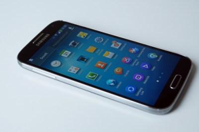 Samsung Galaxy S4 Black Mist