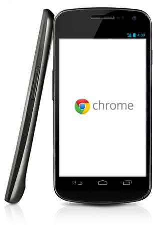 Chrome, Mobile, Nexus