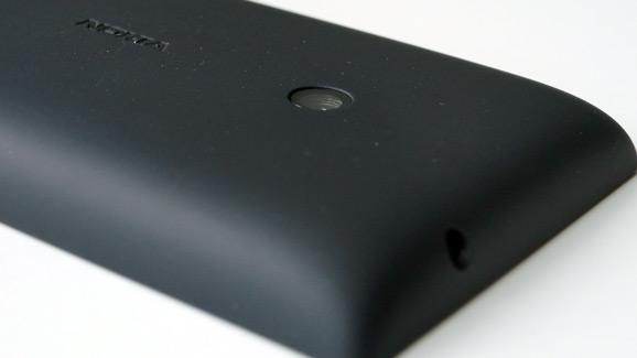 Lumia 520 musta