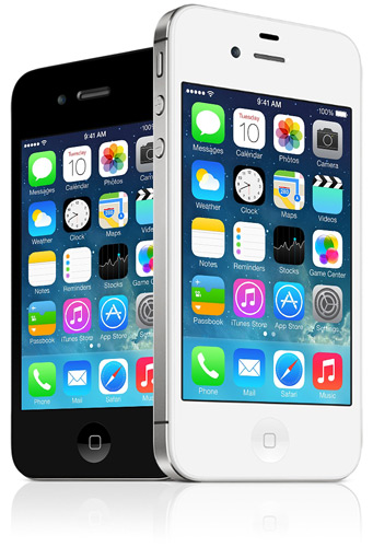 iPhone 4s iOS 7