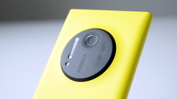 Lumia 1020 kamera
