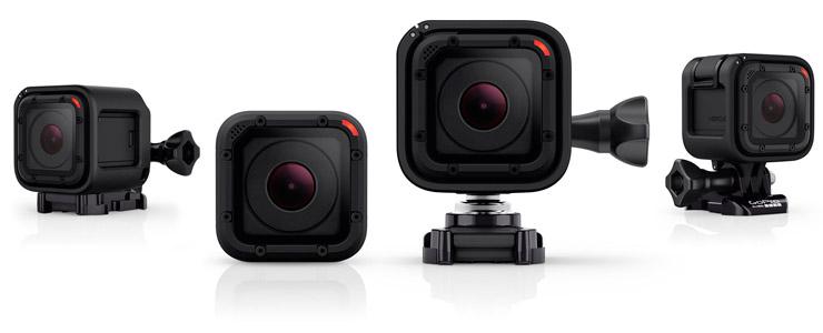 GoPro Hero 4 Session -kamera