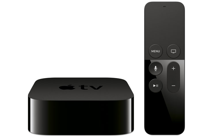 Apple TV ja touch remote
