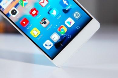 Huawei Honor 7, alaosa.