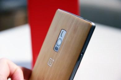 OnePlus 2, bambuinen takakuori