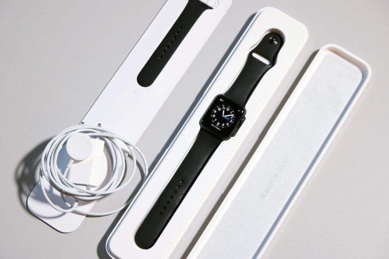 Apple Watch Sport 42mm, Space Gray