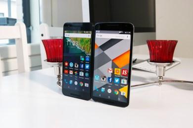 Nexus 6P ja Nexus 6
