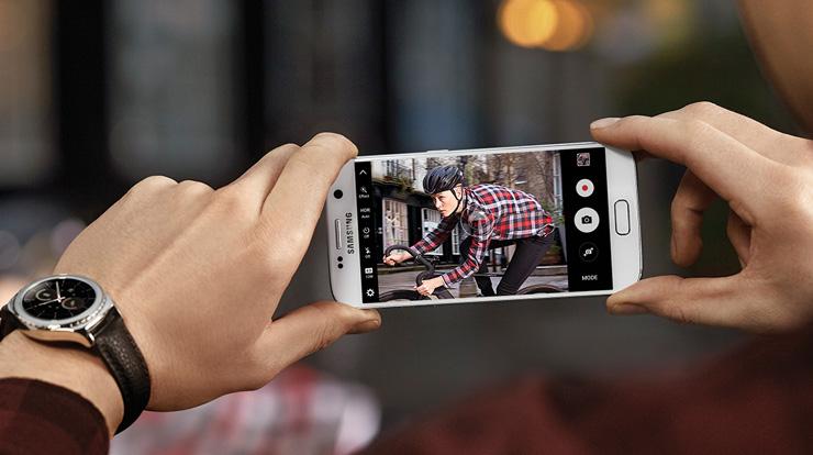 Galaxy S7 kamera